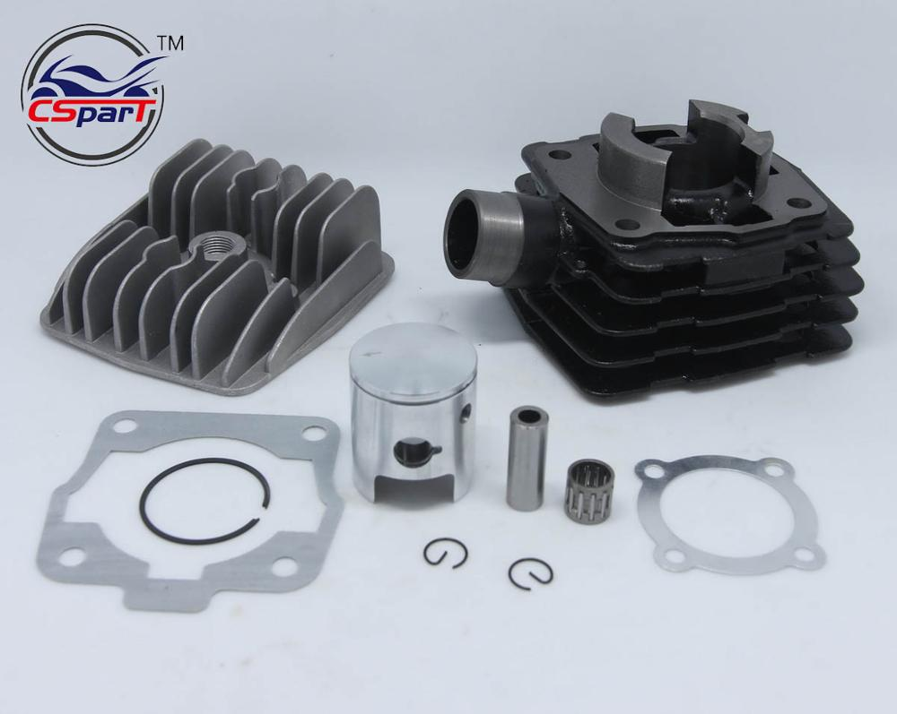 39.5mm Cylinder kit For <strong>KTM</strong> 50 <strong>50CC</strong> SX Mini Adventure Senior Cylinder Piston Rings Gaskets Kit