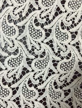 chemical cotton lace fabric for women's garment