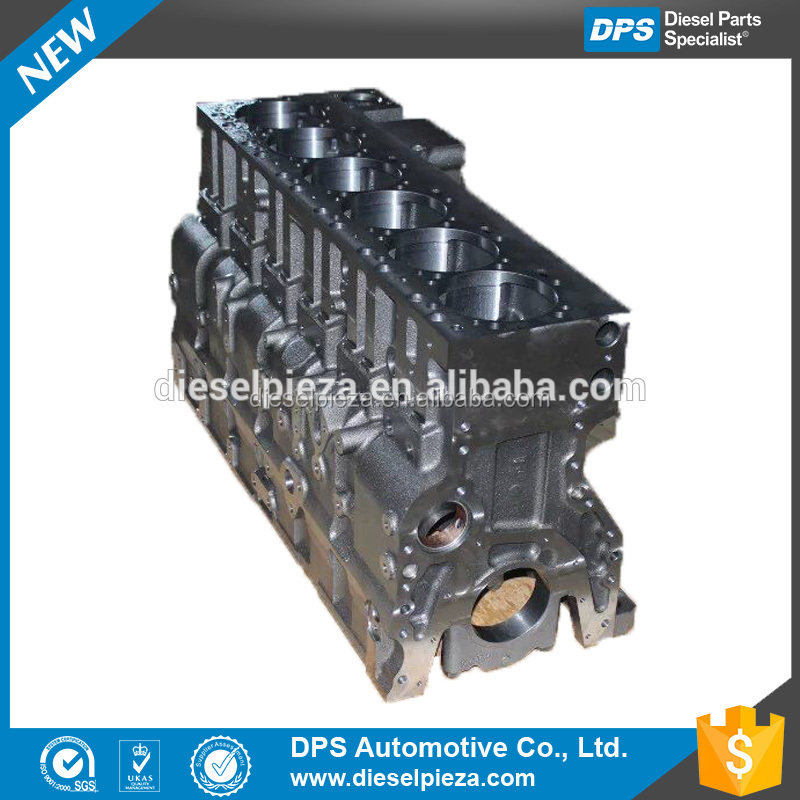 Hot selling motor engine parts diesel engine block ISL ISLE 3 made in China