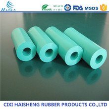 clear custom colorful nbr rubber pipe sleeves