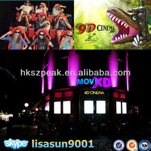 2014 newest kids play ground cine 4d 5d 7d simulator