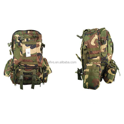 New fashion Outdoor Military Tactical Backpack Rucksack Camping Bag Hiking Backpack factory directly supply