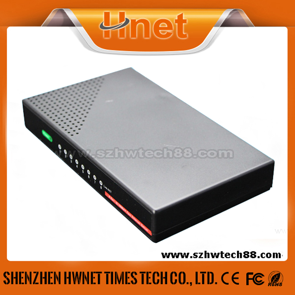 8 port ethernet switch 10/100Mbps network switch board