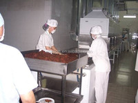 Continuous microwave meat dryer&sterilizer/conveyor tunnel type beef microwave dryer machine