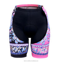 compression shorts custom garment cycling