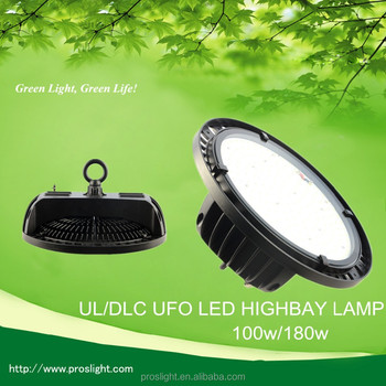 industrial /warehouse UFO 100w led high bay light