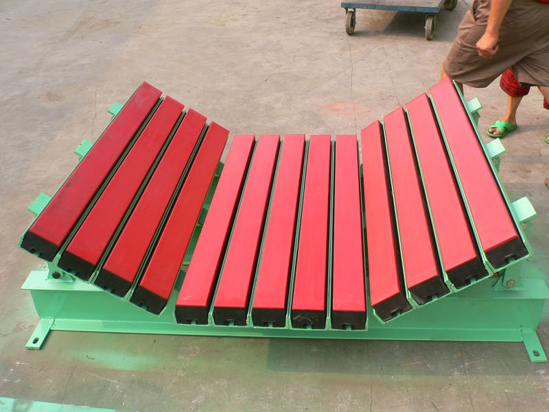 Convceyor Impact Bed;Impact Bar China manufacturer