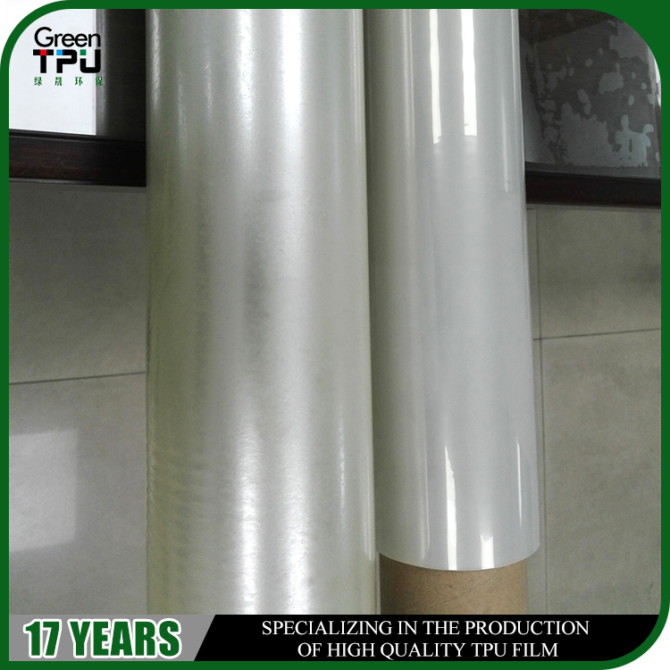 Durable eco-Friendly uv treated TPU plastic film for greenhouse