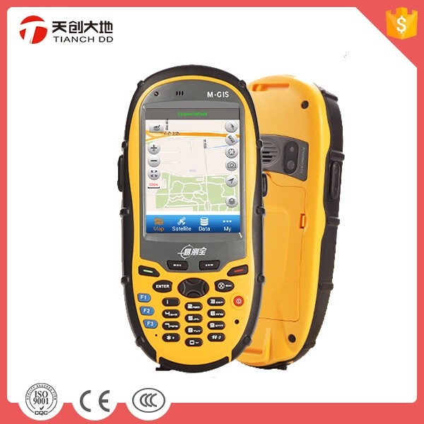 Advantaged High Precision 1-3M SBAS Handheld Gps Survey Equipment