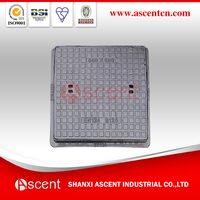 Double Seal Manhole Cover Dimensions and Frame Testing