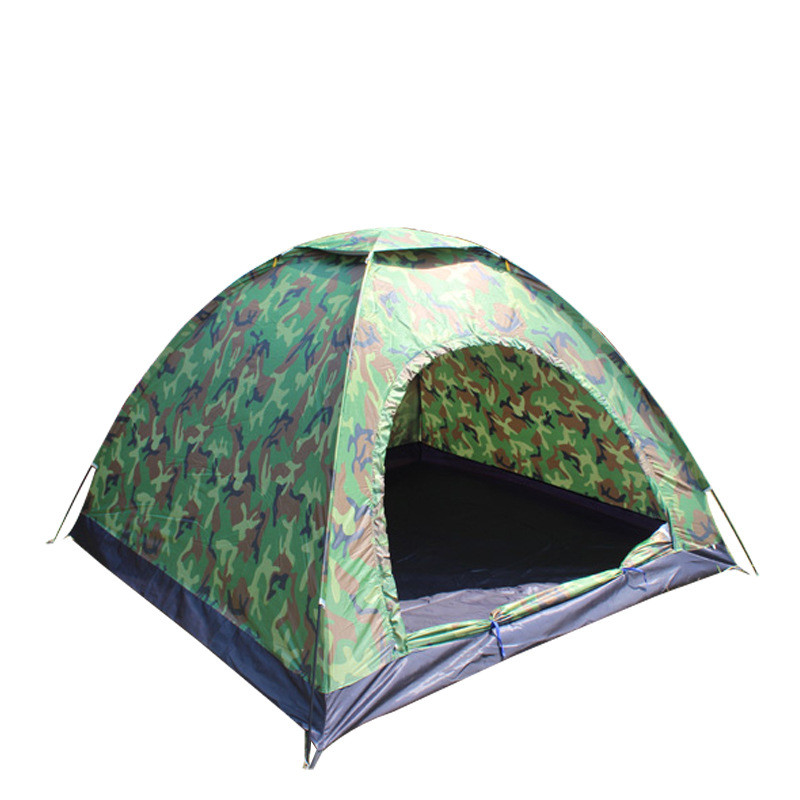 Outdoor nature hike tent waterproof camping tent camouflage hunting tent