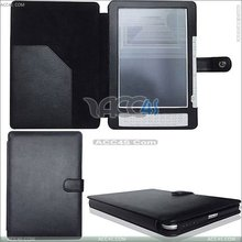 Kindle DX leather case with card solt and stand P-AMAZKINDLEDXCASE002