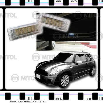 For Mini Cooper R50 R53 01-06 LED Courtesy Lamp