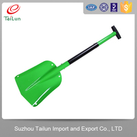 garden Aluminium snow shovel/folding snow shovel for car