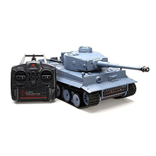 RC Tank 1:16 remote control smoking tank 3818-1