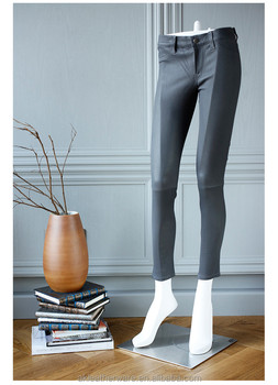 Womens Stretch Lambskin Real Leather Leggings Pants