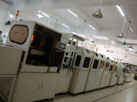 led bulb smt manufacturing machine in china
