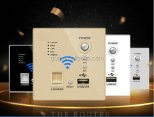 High Quality electric wifi adapter hot multi-role wifi Lan,1500ma USB charger ,Wireless router socket