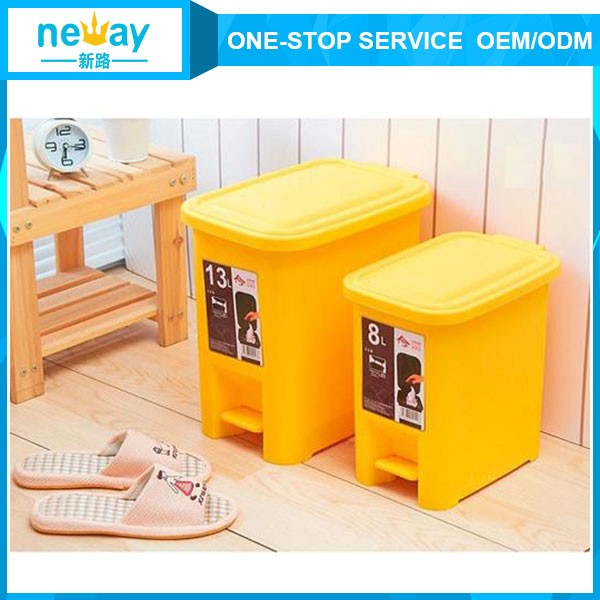 types plastic waste bin bin king trash cans