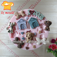 fashion soap 3d mould