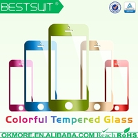 wholesale cell phone accessory tempered glass screen protector fornokia asha 501