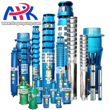 Submersible dewatering pump for mine deepwell irrigation water deep well in