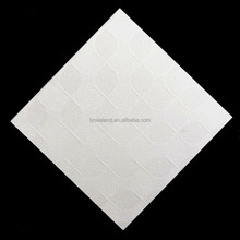 Cheap white PVC Gypsum ceiling board for home decoration