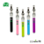 2017 new e cig starter kit glass tank upgraded starter kit ecig atomizer