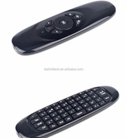 Alibaba cheapest 2.4G Wireless mouse and keyboard C120 For Android TV box