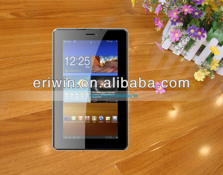 Built in GPS 3G tablet ZX-MD7033quad core MTK 8389 A7 1.2 GHZ 7 inch capacitive touch screen 8 G Google Chrome Browser Tablet PC