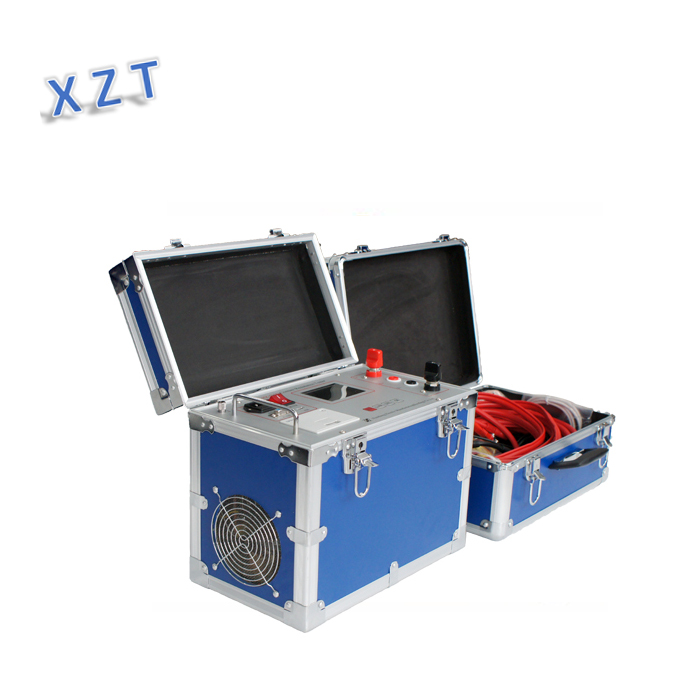 100A 200A Fully Automatic Portable Digital contact resistance <strong>tester</strong> With Low Price