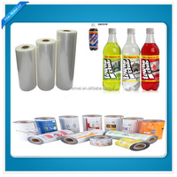 Blow Molding Processing Type and Packaging Film Usage PVC heat shrink sleeve