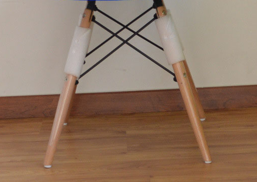 ABS plastic chair legs wood chair legs table legs