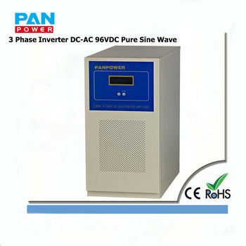 96v 10kw off-grid solar power inverter 400va output
