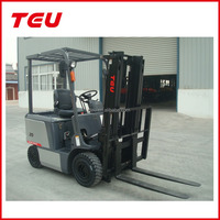 2 ton battery forklift with Curtis controller