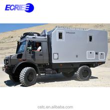 Fully Equipped Cross-country Operation Vehicle