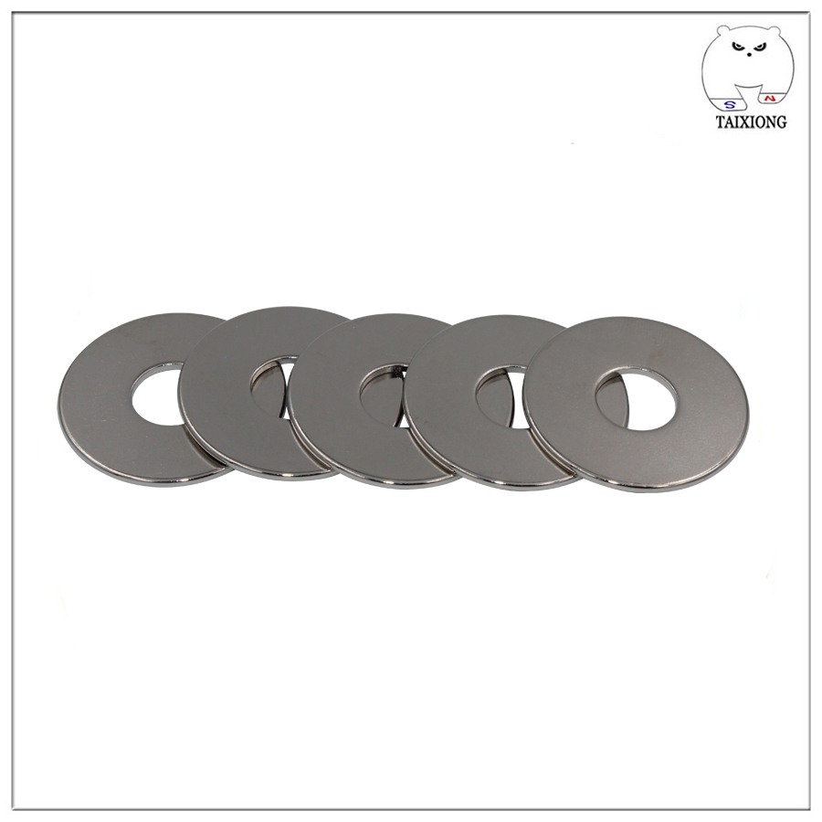 China Factory Making Radial Magnetization Ring Magnet