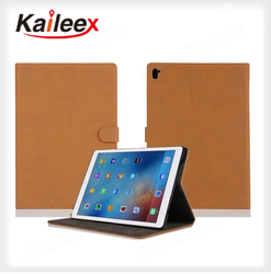 In Stock Leather Case For iPad Pro 9.7 Inch Stand Case