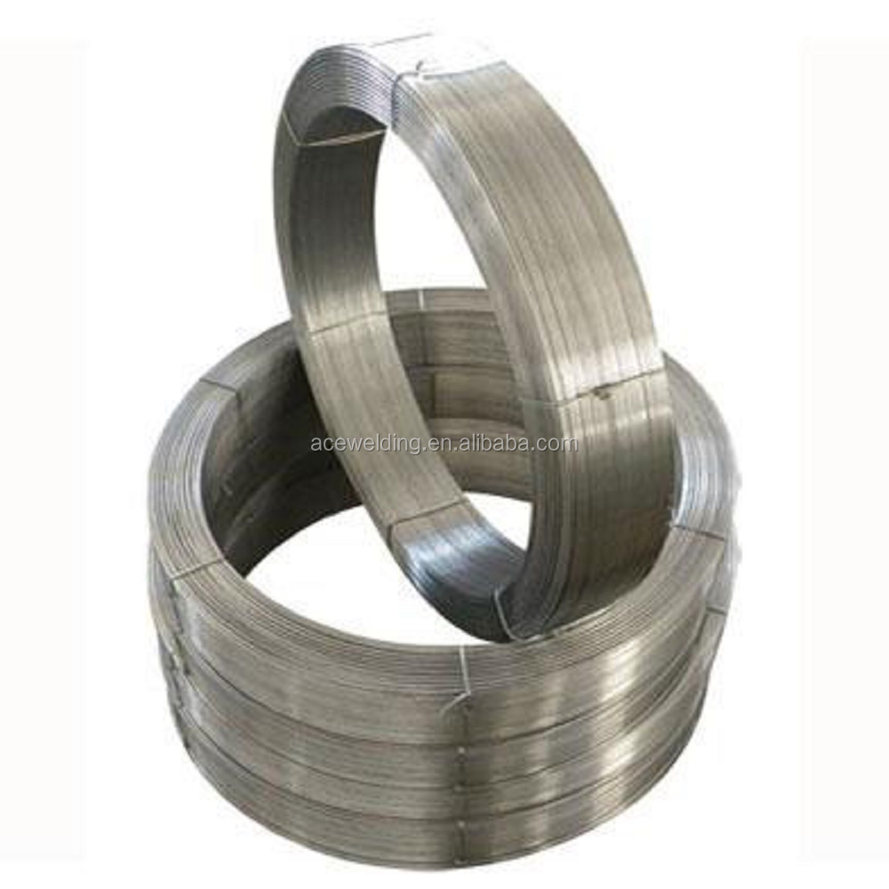 Overlaying hardfacing welding wire manufacture