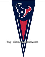 Team Houston Texans Yard Pennant