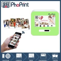 dye sublimation photo printer a4 usb powered portable printer dye sublimation photo printer