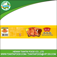 halal bison meat canned beef luncheon meat