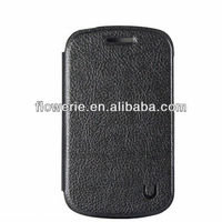 FL3081 2013 Guangzhou hot selling wallet leather flip case cover for blackberry q10