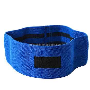 Heavy Duty Sling Grippy Non-Slip Strong Hip Resistance Circle Bands with Handy Travel Pouch for Glutes and Quads Supertraining