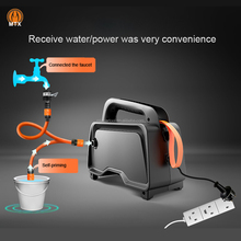 middle high pressure protable self service hand car wash equipment trigger Sprayer