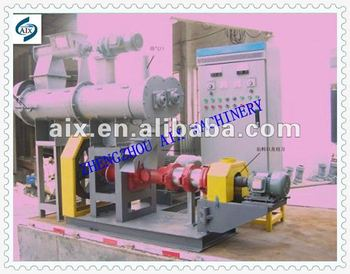 floating fish feed extruder,floating pellet machine