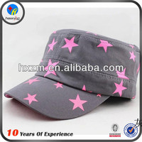 2014 trendy fashion summer military hats and caps