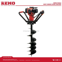 gasoline earth auger driller RM-ED49B,swiss kraft hammer drill