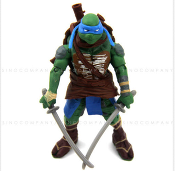 2017 ICTI Factory custom 3D Teenage Mutant Ninja Turtles