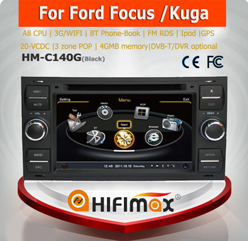 Hifimax navigation for ford focus car gps navigation system
